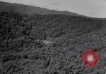 Image of dropping supplies Salamaua Papua New Guinea, 1944, second 7 stock footage video 65675020565