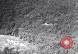 Image of dropping supplies Salamaua Papua New Guinea, 1944, second 31 stock footage video 65675020565