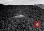 Image of dropping supplies Salamaua Papua New Guinea, 1944, second 41 stock footage video 65675020565