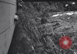 Image of dropping supplies Salamaua Papua New Guinea, 1944, second 49 stock footage video 65675020565