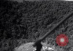 Image of dropping supplies Salamaua Papua New Guinea, 1944, second 58 stock footage video 65675020565