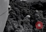 Image of dropping supplies Salamaua Papua New Guinea, 1944, second 60 stock footage video 65675020565