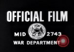 Image of German soldiers Germany, 1944, second 2 stock footage video 65675020572