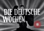 Image of German soldiers Germany, 1944, second 13 stock footage video 65675020572