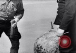 Image of naval mines Germany, 1944, second 25 stock footage video 65675020579