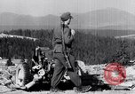 Image of German soldiers Carpathian Mountains Europe, 1944, second 19 stock footage video 65675020582