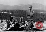 Image of German soldiers Carpathian Mountains Europe, 1944, second 20 stock footage video 65675020582