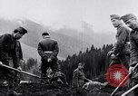 Image of German soldiers Carpathian Mountains Europe, 1944, second 24 stock footage video 65675020582