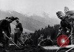 Image of German soldiers Carpathian Mountains Europe, 1944, second 25 stock footage video 65675020582
