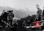 Image of German soldiers Carpathian Mountains Europe, 1944, second 26 stock footage video 65675020582