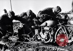 Image of German infantry Eastern Front, 1943, second 59 stock footage video 65675020586