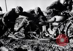 Image of German infantry Eastern Front, 1943, second 61 stock footage video 65675020586