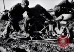 Image of German infantry Eastern Front, 1943, second 62 stock footage video 65675020586