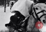 Image of German ski troops in World War 2 Finland, 1943, second 37 stock footage video 65675020588