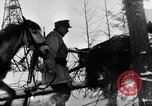 Image of German ski troops in World War 2 Finland, 1943, second 42 stock footage video 65675020588