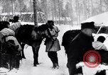 Image of German ski troops in World War 2 Finland, 1943, second 49 stock footage video 65675020588