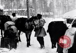 Image of German ski troops in World War 2 Finland, 1943, second 50 stock footage video 65675020588