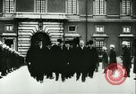Image of Opening of Swedish Parliament Stockholm Sweden, 1940, second 20 stock footage video 65675020589