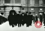 Image of Opening of Swedish Parliament Stockholm Sweden, 1940, second 21 stock footage video 65675020589