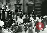 Image of Opening of Swedish Parliament Stockholm Sweden, 1940, second 44 stock footage video 65675020589