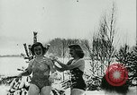 Image of German women Germany, 1942, second 48 stock footage video 65675020593