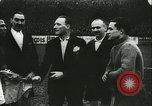 Image of Soccer match Germany, 1942, second 2 stock footage video 65675020595