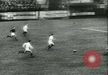 Image of Soccer match Germany, 1942, second 21 stock footage video 65675020595