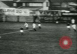 Image of Soccer match Germany, 1942, second 32 stock footage video 65675020595