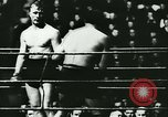 Image of Boxing match Germany, 1942, second 36 stock footage video 65675020596