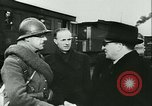 Image of French officer France, 1942, second 9 stock footage video 65675020597