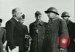 Image of French officer France, 1942, second 23 stock footage video 65675020597