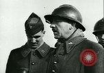 Image of French officer France, 1942, second 29 stock footage video 65675020597