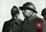 Image of French officer France, 1942, second 30 stock footage video 65675020597