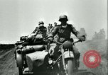 Image of German motorized columns Russia, 1942, second 13 stock footage video 65675020602