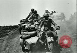 Image of German motorized columns Russia, 1942, second 14 stock footage video 65675020602