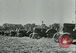 Image of tractors and plows France, 1942, second 13 stock footage video 65675020604
