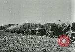 Image of tractors and plows France, 1942, second 14 stock footage video 65675020604