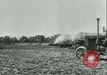 Image of tractors and plows France, 1942, second 20 stock footage video 65675020604