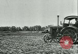 Image of tractors and plows France, 1942, second 22 stock footage video 65675020604