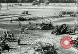 Image of tractors and plows France, 1942, second 25 stock footage video 65675020604