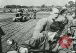 Image of tractors and plows France, 1942, second 30 stock footage video 65675020604