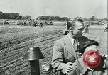 Image of tractors and plows France, 1942, second 34 stock footage video 65675020604