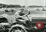 Image of tractors and plows France, 1942, second 35 stock footage video 65675020604