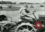 Image of tractors and plows France, 1942, second 37 stock footage video 65675020604