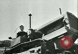 Image of tractors and plows France, 1942, second 38 stock footage video 65675020604