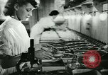 Image of German laboratory mosquito experiments Berlin Germany, 1943, second 51 stock footage video 65675020606