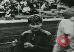 Image of Track meet Berlin Germany, 1943, second 5 stock footage video 65675020608