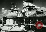 Image of German army officers visit Monastery on Mount Athos Greece, 1944, second 17 stock footage video 65675020617
