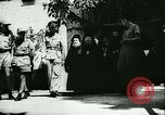 Image of German army officers visit Monastery on Mount Athos Greece, 1944, second 22 stock footage video 65675020617
