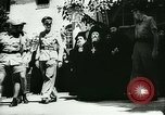 Image of German army officers visit Monastery on Mount Athos Greece, 1944, second 24 stock footage video 65675020617